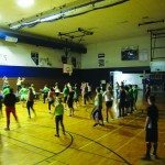 Zumbathon helps raise money for scholarship fund