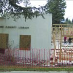 White Pine library expansion set to be completed by August