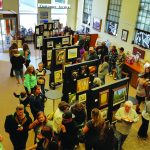 Third annual student art show held