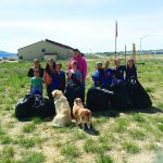 Earth Day cleanup was a big success