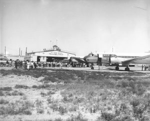 Ely Airport in the 50's-1