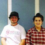 Watts and Mauro May Elks Students