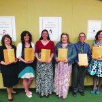 Teacher Appreciation Award Winners
