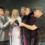Stage production of Something's Afoot' opens Wednesday at White Pine High School