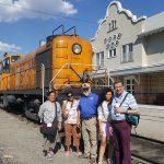 At the Throttle: An Award Winning Railroad