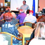U.S. Senate candidate, Dr. Joe Heck, holds Town Hall meeting in Ely