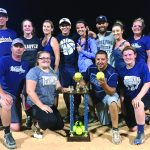 One pitch softball tournament raises $4,100 for high school athletics