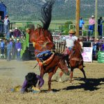 Lund celebrates Pioneer Days with a pair of rodeos