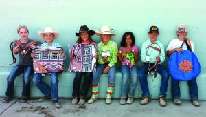 8-11: Jessica Young, Arlee Morrison, Destry Mason, Joselyn Susan, Chandler Green, Burklie Wright.