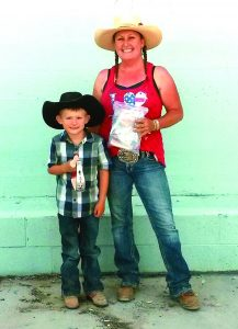 High Point Boy & Girl: Dawn Brown, Sawyer Bliss