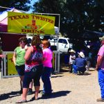 County fair and horse races bring community together