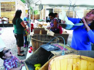 Photo special to the Times  The 8th annual Ely Renaissance Farmers Market will be held on Aug. 27, Sept. 3 and Sept. 10, from 10 a.m. to 2 p.m. at the Renaissance Village.