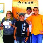 Robinson Mine donates to golf program