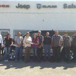 Car sales at Sahara Motors benefits sport's programs