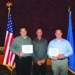 Deputies honored for  outstanding performance
