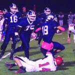 Bobcats lose to Lincoln County