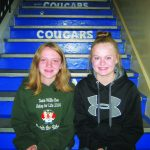 Chaffee and Bailey October Junior Elks students