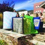 Sagebrush Quilt Guild donates to Renown Children's Hospital