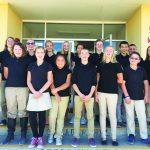 Learning Bridge honor students