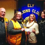 Ely Lions Club donates to proposed Boys & Girls Club of White Pine