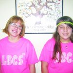 Toelke and Mattinson December Elks Students of the Month