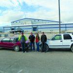 Sahara Motors donates vehicles to high school auto shop