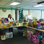 Santa's Elves program provides gifts for needy