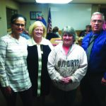 Lions Club honors Stewart and Ivins