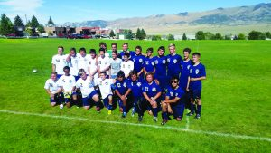 Courtesy photo The White Pine High boys soccer team was successful both on the field and in the classroom, earning the highest grade point average in their classification.
