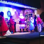 Local students perform the Nutcracker