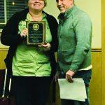 David E. Norman announces December's Teacher of the Month