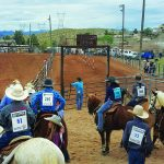 Rodeo team places in several events