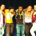 WPHS thespians attend convention in Las Vegas
