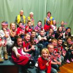 Patriotic program performed by McGill Elementary students