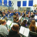 Learning Bridge school recognizes  Music in our Schools Month
