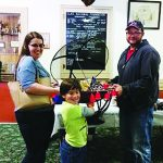Elks Firepit Raffle  Winner
