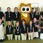 Fourth annual top spellers at Learning Bridge Charter School