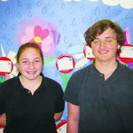 Hansen and Kane March Students of the Month