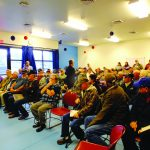Still lots of questions for veterans despite meeting