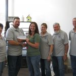 Ely Elks donates to CACH program