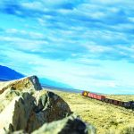 Dig into history with the Rockin' and Rollin's Geology Train