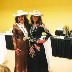 Catherine Odgers ends reign as  Miss Nevada High School Rodeo Queen