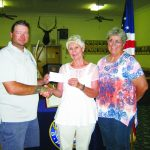 Ely Elks donate to ICS