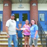 Elks donation to Boys and Girls Club