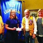 Ely Lions Donation