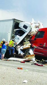 Rash of car accidents in White Pine County | The Ely Times