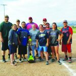One-pitch tournament raises $4,000 for WP Athletics
