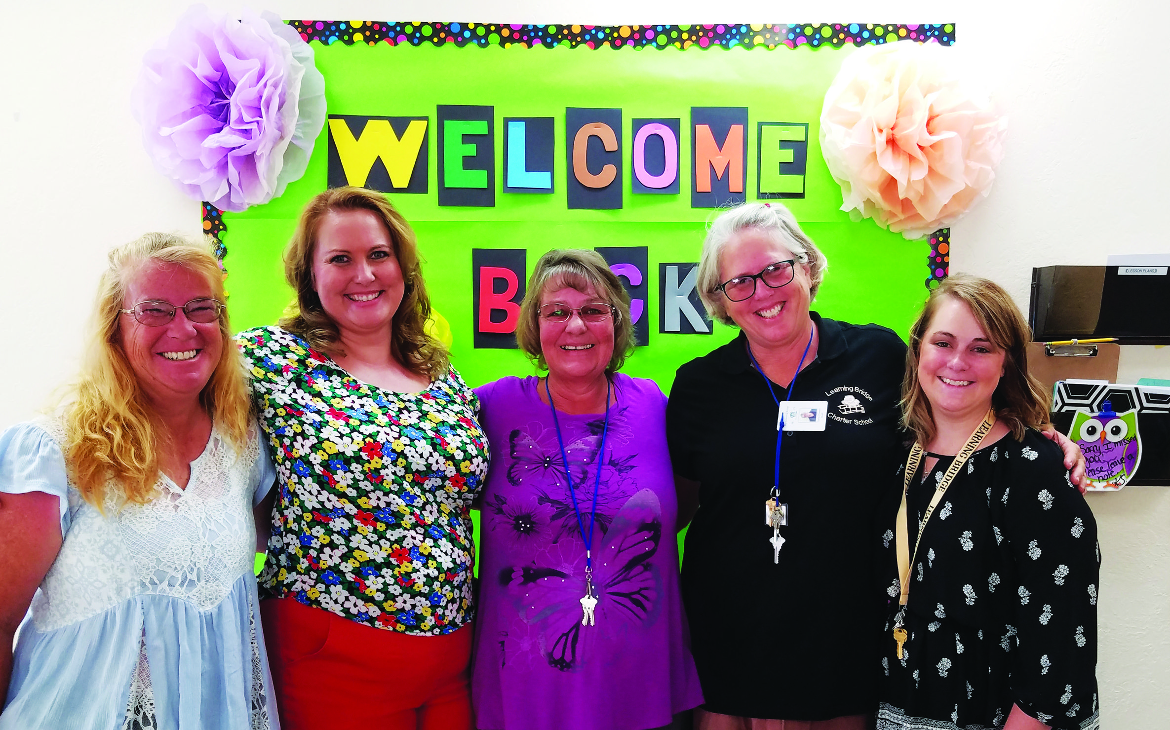 Meet Learning Bridge's Special Education and RtI  (Response to Intervention) team