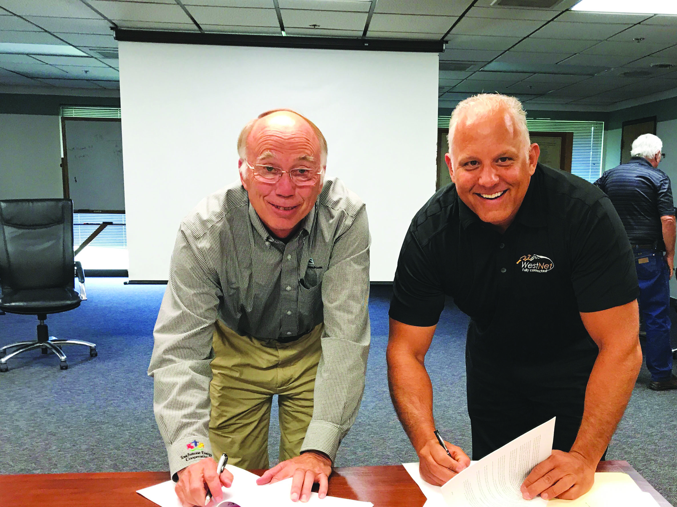 Mt. Wheeler Power partners  with company to expand internet service area