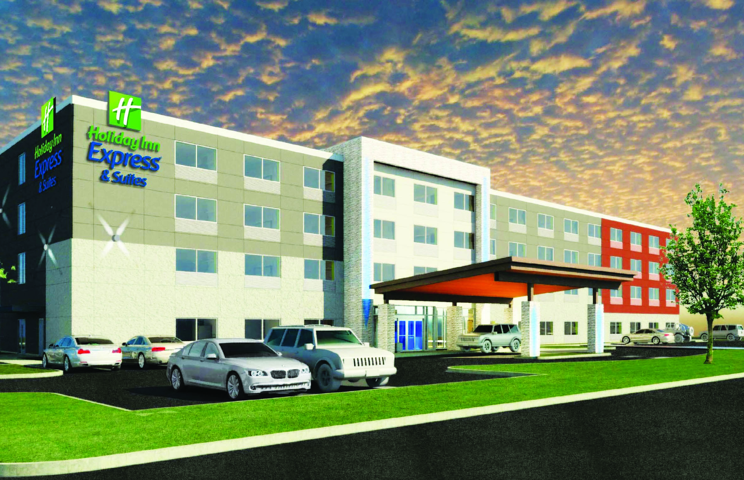 New hotel in proposed planning stages